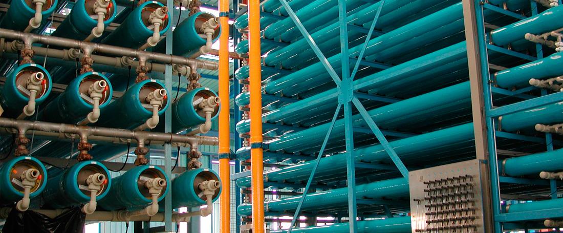 Estadísticas de Producción de Agua